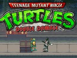 Teenage Mutant Ninja Turtles - Double Damage
