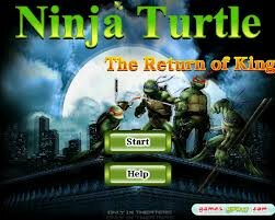 Ninja Turtle The Ret…