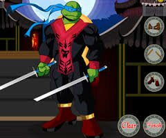 Ninja Turtles Dress up