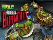 Ninja Turtles Buggy Burnout