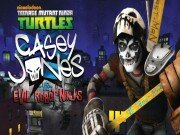 Casey Jones Vs Evil Robot…