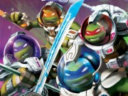 Ninja Turtles In Space