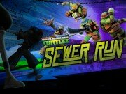 Ninja Turtles Sewer …