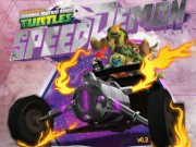 TMNT Speed Demon Racing